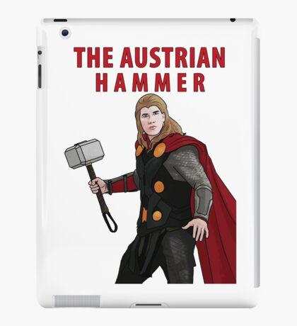 The Austrian Hammer iPad Case/Skin