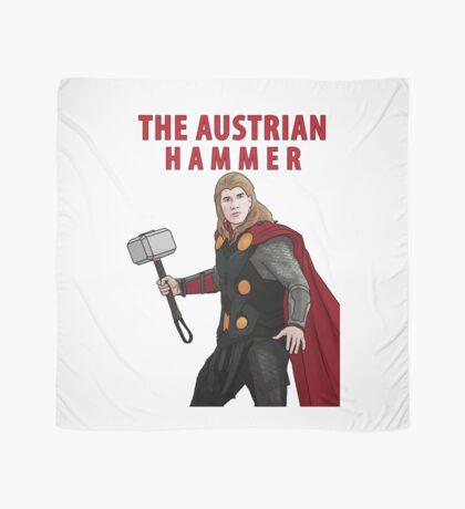 The Austrian Hammer Scarf