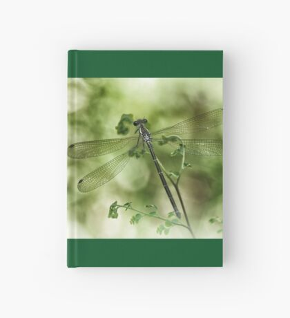 A tiny one hidden in the green by the pond Hardcover Journal