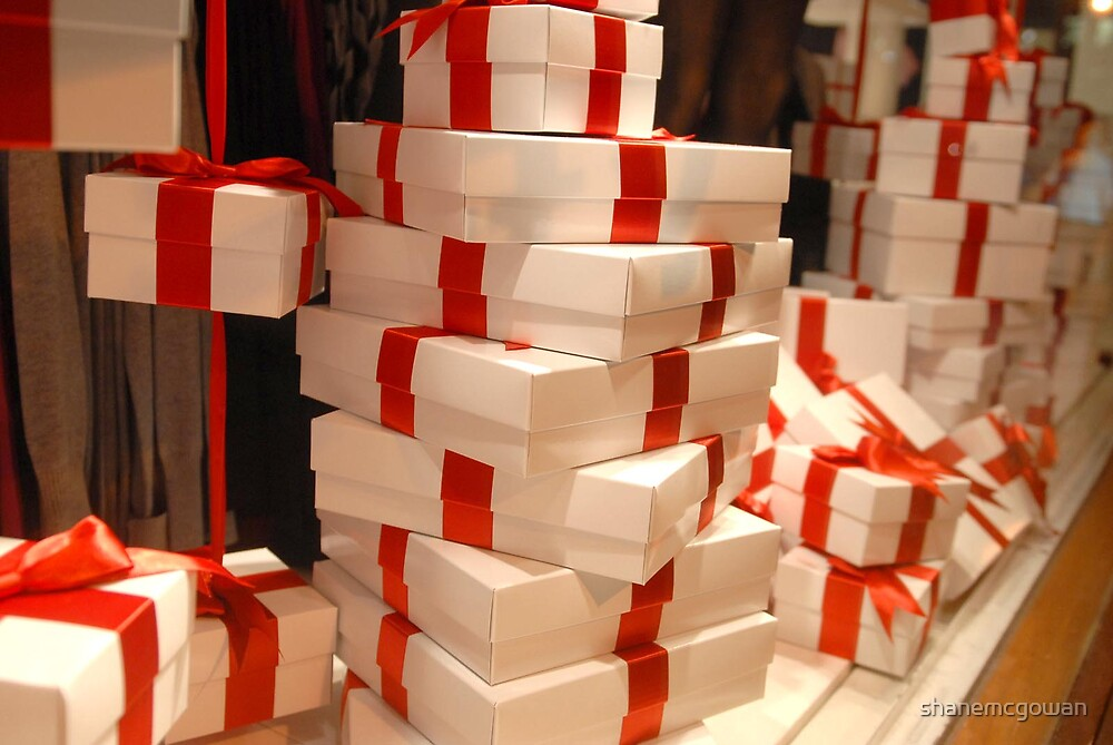Christmas Boxes for Someone...................................!!! by shanemcgowan