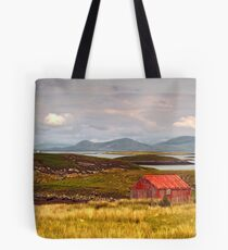 North Uist: The Bothy Tote Bag
