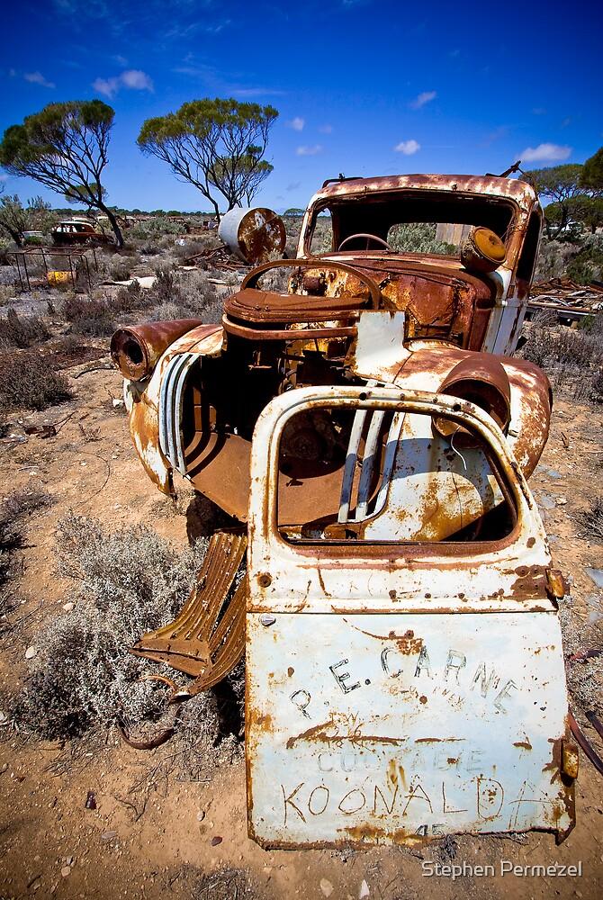 Koonalda Homestead - Nullarbor Plain, South Australia by Stephen Permezel