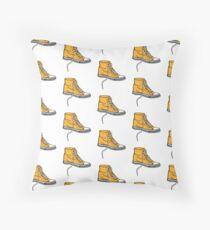 My Yellow Boot Floor Pillow