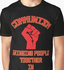 Graphic Communism Graphic T-Shirt
