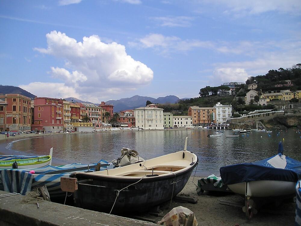 Sestri Levante - Boats by presbi