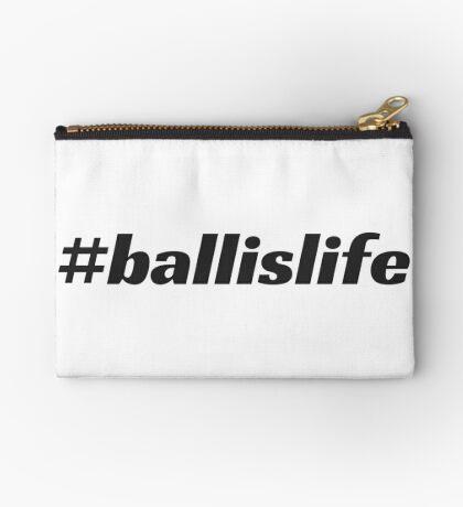 #ballislife Studio Pouch