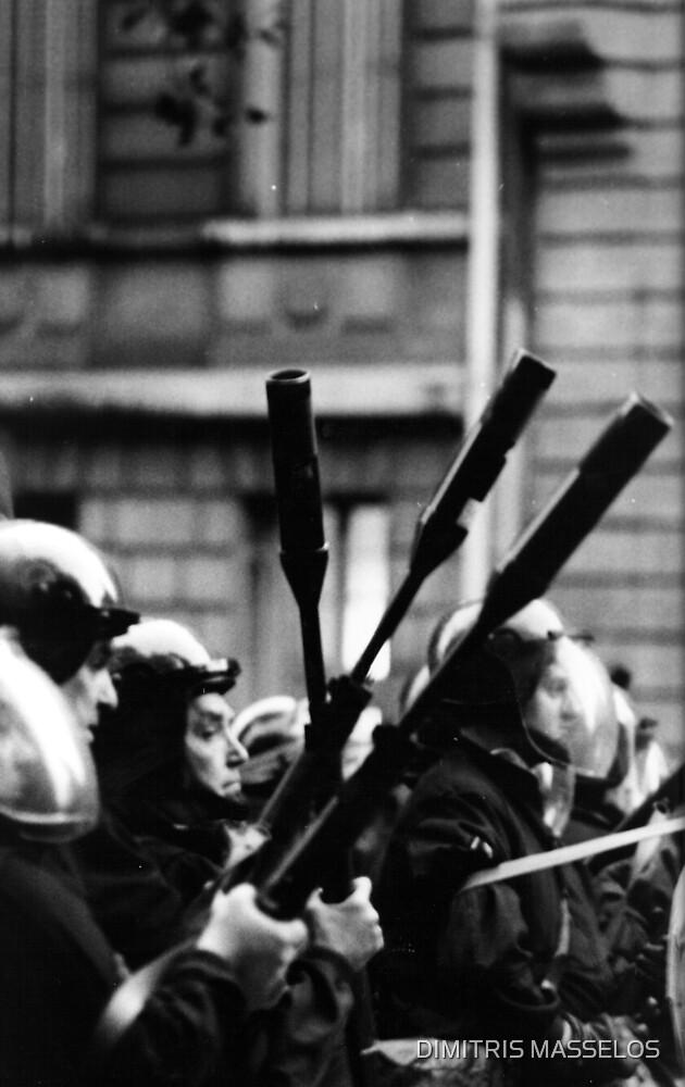 PARIS 1990 by DIMITRIS MASSELOS