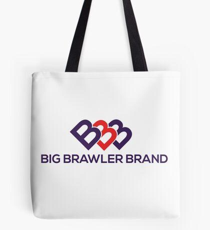 Big Brawler Brand Tote Bag