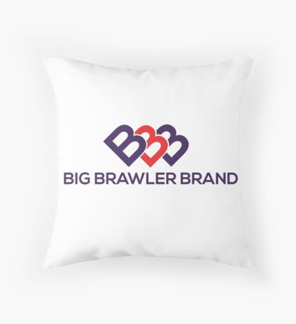 Big Brawler Brand Floor Pillow
