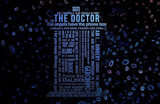 Doctor Who Quotes by bestiphone5case