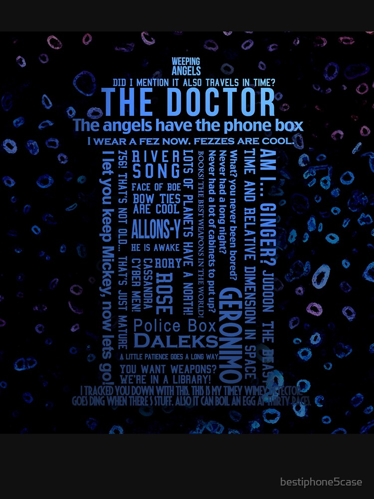 Doctor Who Quotes | Lightweight Sweatshirt