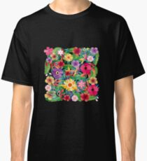 Summer Floral Dreams Classic T-Shirt
