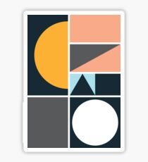 Abstract#16 Sticker