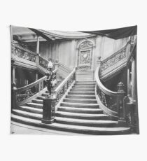 Titanic Grand Staircase Wall Tapestry