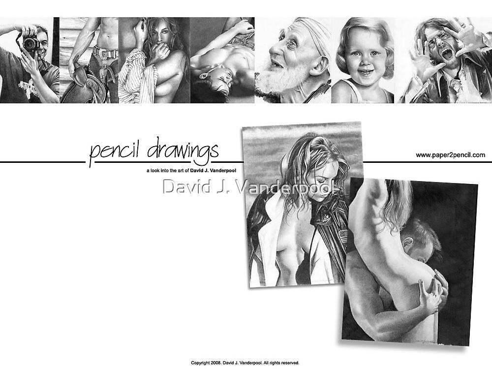 paper2pencil's wallpaper #3 by David J. Vanderpool