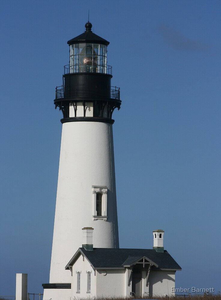 Lighthouse #20 by Ember Barnett