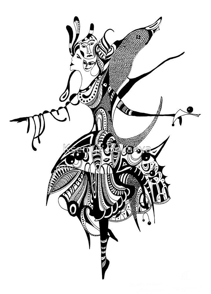 Ballerin by Kseniya Beliaeva