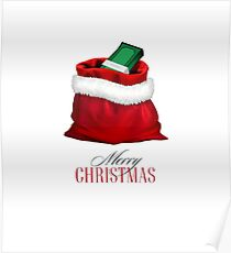 Merry Christmas Gift T-shirt Poster