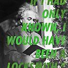 Einstein Quote by EnjoyRiot
