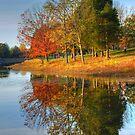 Lake Nevin by LizzieMorrison