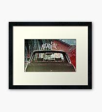 Arcade Fire Suburbs Framed Print