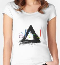 Perfect Mountain Women's Fitted Scoop T-Shirt