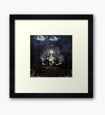The Projection Framed Print