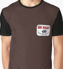 Mr Robot - computer repair with a smile! Graphic T-Shirt