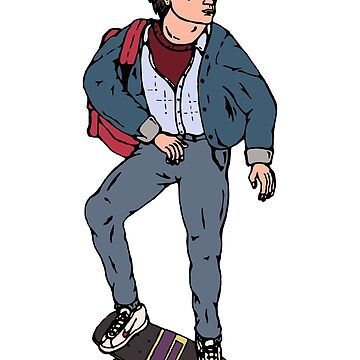 marty mcfly by Number14