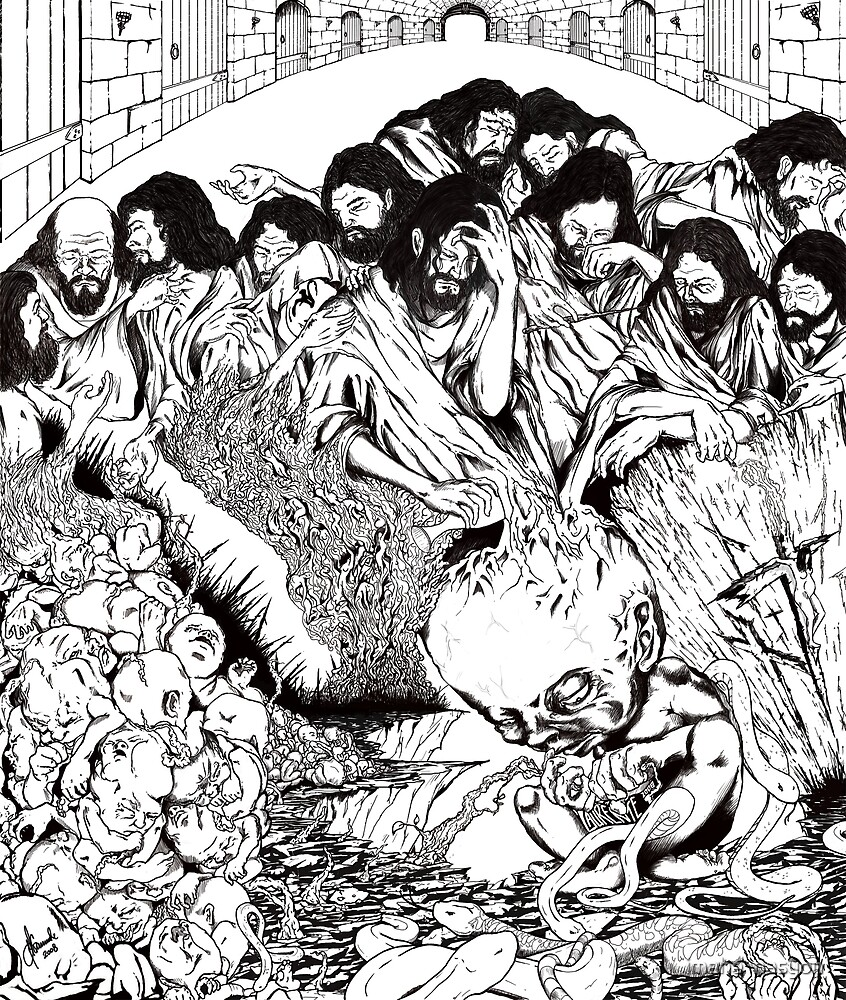 abortion What will jesus do? by imahe  nasyon