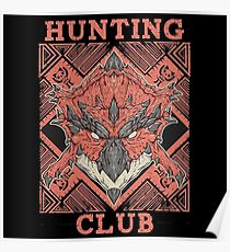 Hunting Club Poster