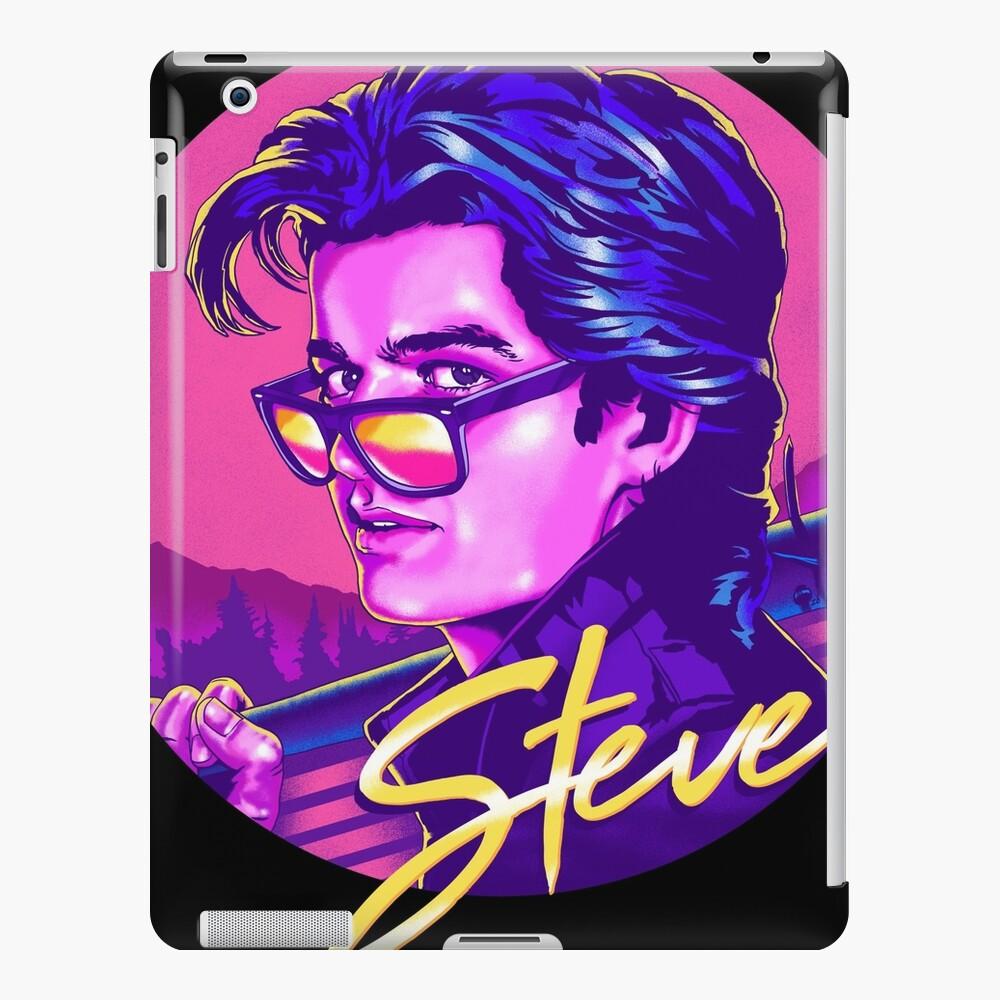 Stranger Things Steve Harrington iPad Case & Skin