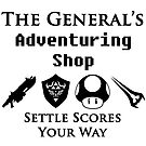 General's Adventuring by Christopher Myers