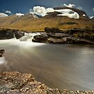 Glen Etive by cieniu1