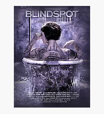Blindspot - Season 2 - Jaimie Alexander Photographic Print