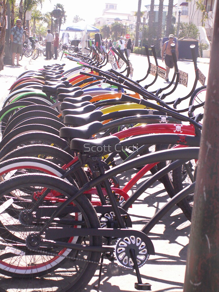 Biking time by Scott Curti
