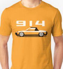Porsche 914 side Slim Fit T-Shirt