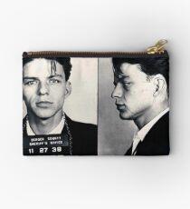 Frank Sinatra Mug Shot Horizontal Studio Pouch