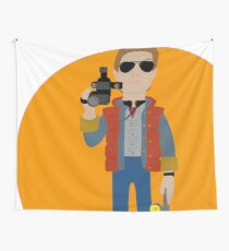 TEAM McFLY Wall Tapestry