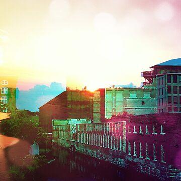 Urban #2 by debschmill