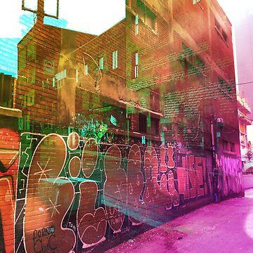 Urban Graffiti 2 by debschmill
