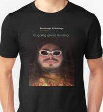 """Post Malone """"im going ghost hunting"""" Unisex T-Shirt"""