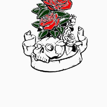 skull love by kingjames465