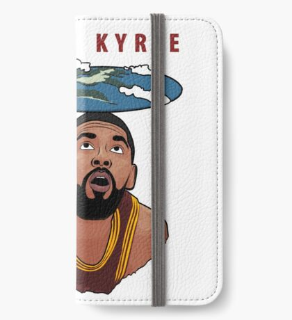 Flat Kyrie iPhone Wallet