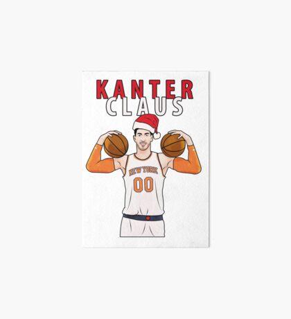 Kanter Claus Art Board