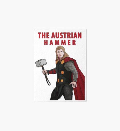 The Austrian Hammer Art Board