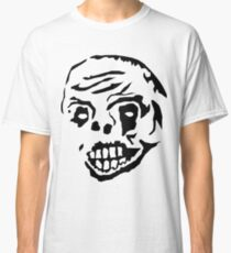 Zombie Face Classic T-Shirt