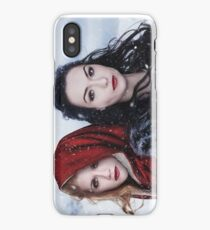 Carmilla Hollstein Vampire Laura Snow Winter is Coming Artwork iPhone Case/Skin