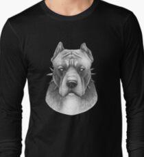 PitBull on black T-Shirt