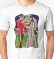 Jack Proposing To Elizabeth ~ By Ernie Kasper T-Shirt